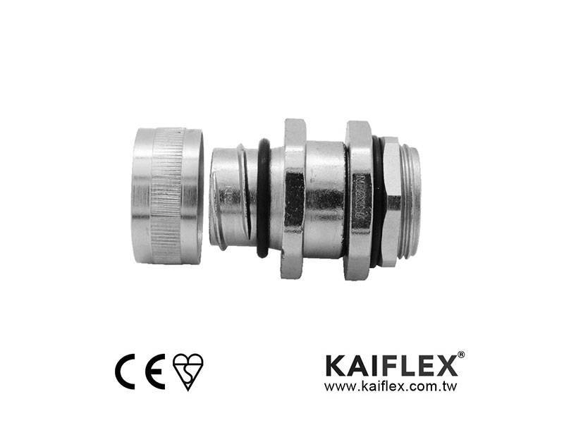 Flexible Metal Conduit Fitting Water Proof-AZ11 Series