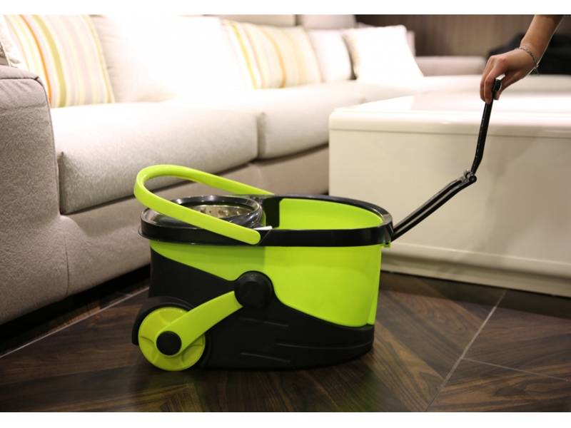 360 spin mop Magic Mop Rotating Mop Cleaning Bucket
