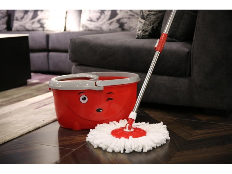 360 spin mop Magic Mop Rotating Mop Cleaning Bucket