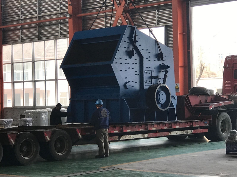 High Impact crusher 1520 High efficiency crushing equipment