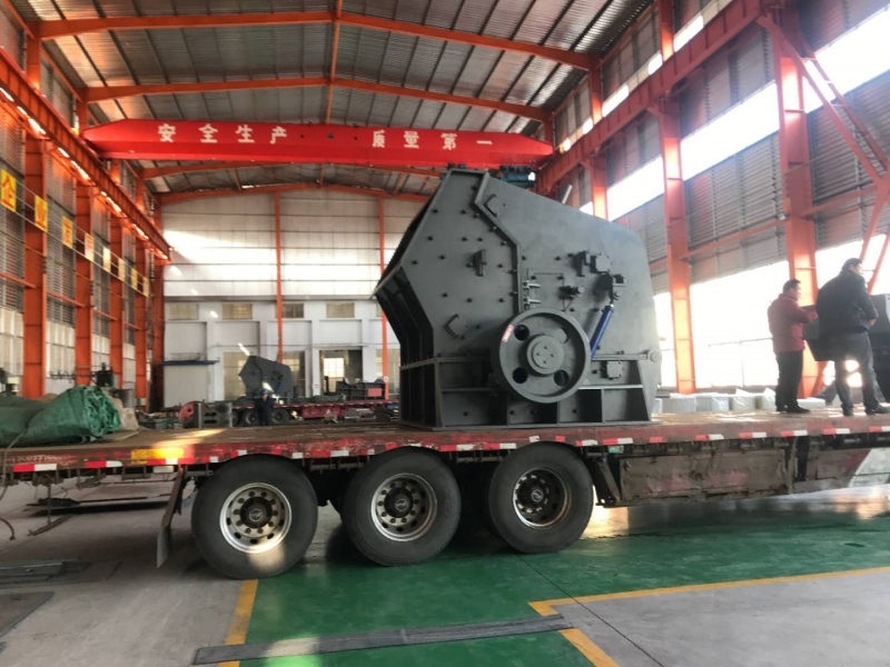 Impact crusher 1315 High efficiency crushing equipment