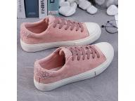 female Casual Shoes Cool Casual Footwear  sneakers  suede leatherYB712