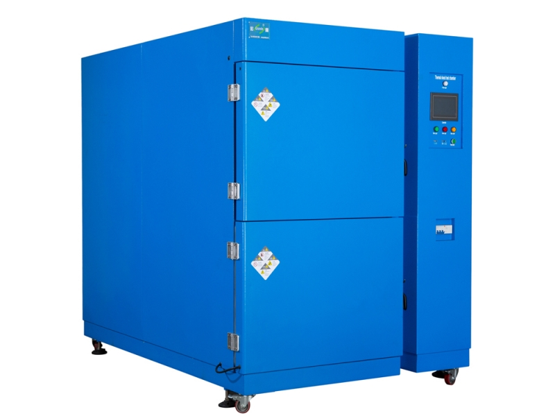 Two Zones Thermal Shock Test Chamber