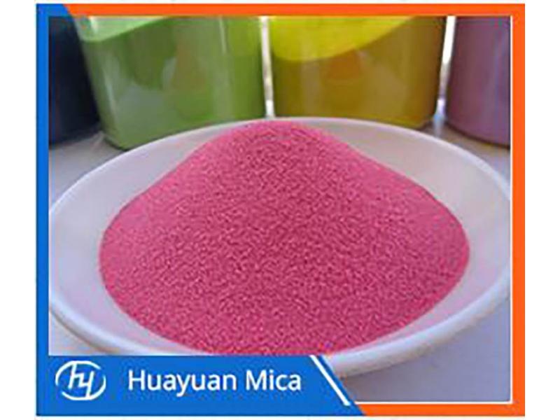 Sintered Color Sand