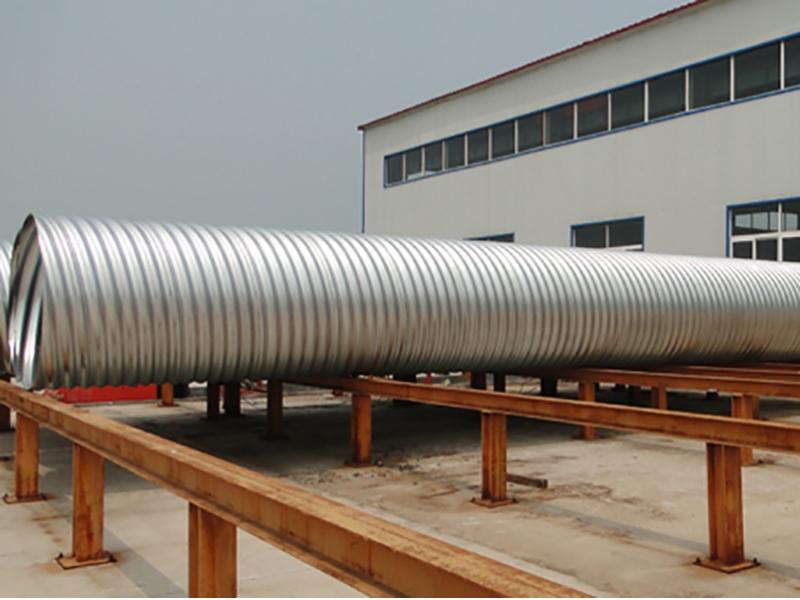 Spiral Corrugated Pipe-1