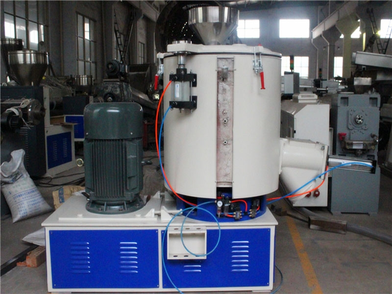 High Speed Plastic Powder Mixer/Plastic Mixer/Dry powder mixing machine