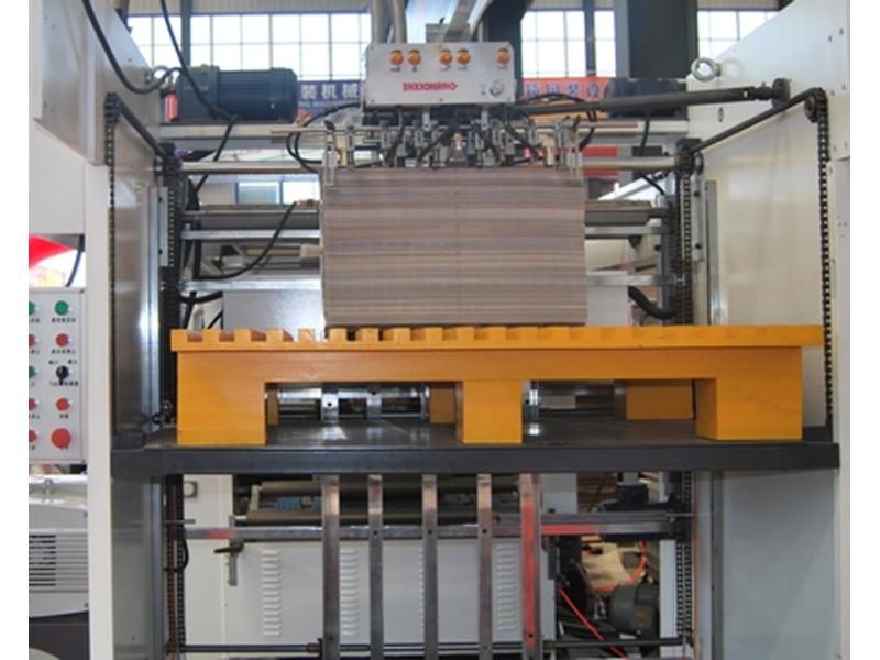 Automatic Feeder feeding die-cutting and creasing machine