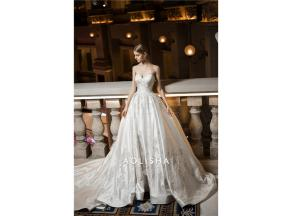 2018 Collection Gown Tulle Wedding Dress  Lace