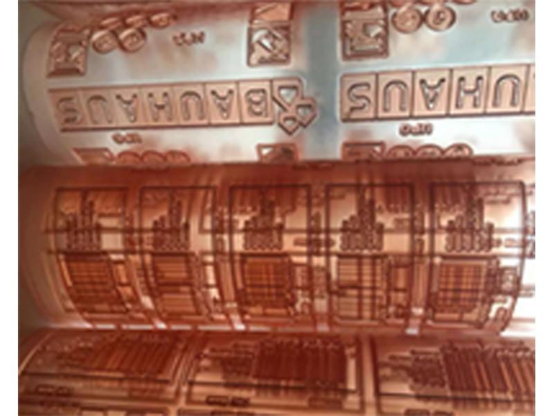 Flexo printing plate