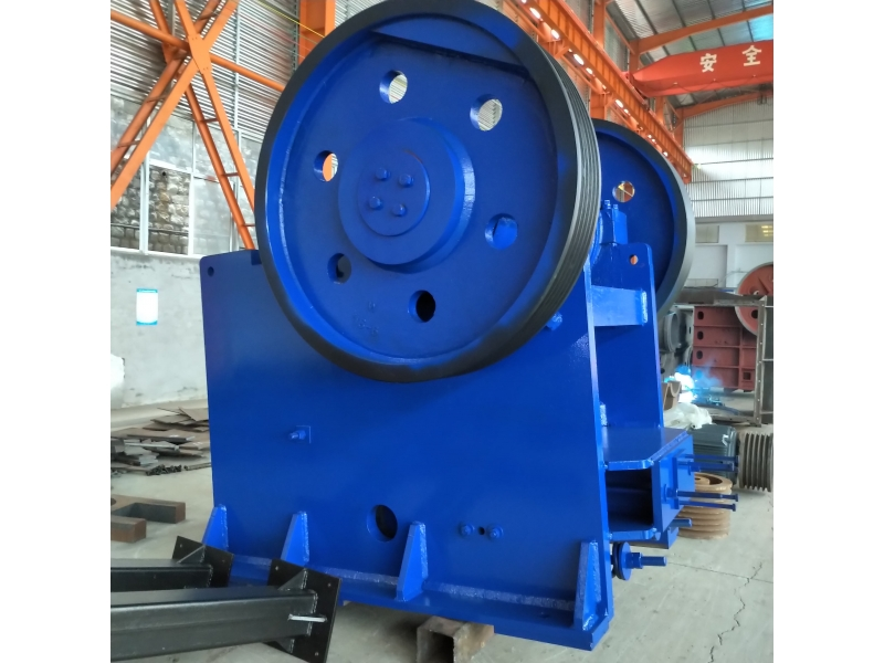 Durable Mining machinery crusher PE750*1060