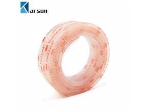 China Supplier Custom Die Cut 3M Clear Dual Lock Self Acrylic Adhesive Reclosable Fastener SJ3560 fo
