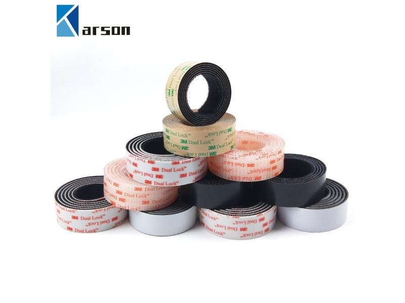 China Supplier Wholesale Retail Custom Die Cut 3M Dual Lock  Mushroom Shape Heads Reclosable Fastene