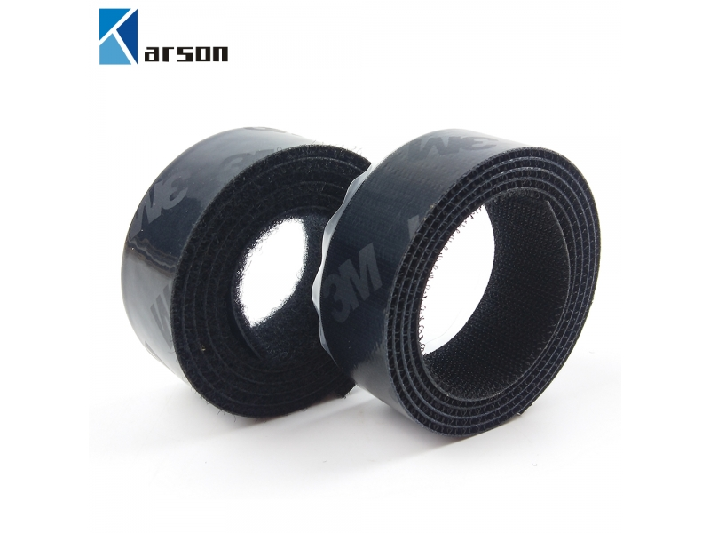 1IN Wide* 1Meter Length High Temperature Resistance Sj3571/Sj3572 Nylon Adhesive Tape Hook And Loop