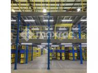 Steel Structure Mezzanine,Racking Supported Mezzanine,Warehouse Mezzanine Price
