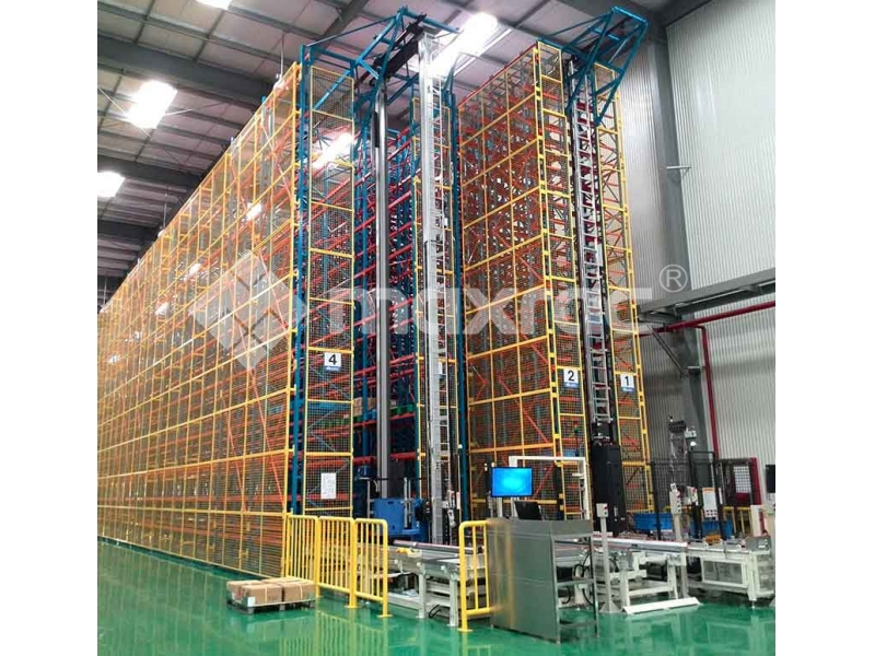 Automated Storage and Retrieval System,Radio Shuttle Pallet Storage System,Automated Storage System