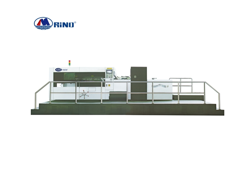 Automatic Die-cutting Machine and Stripping