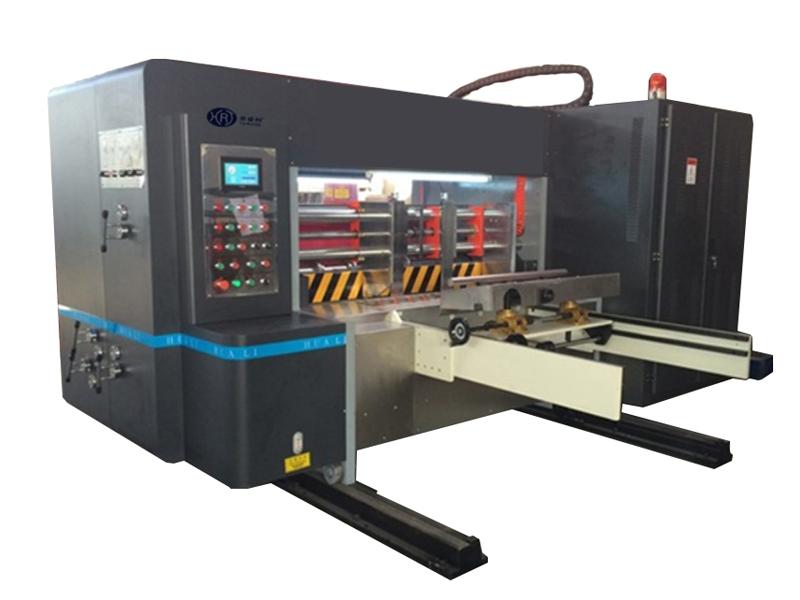 Rotary die-cutting machine(Lead edge feeding)