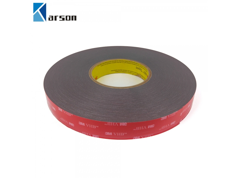 10mm x 33meter 1roll /lot ,thick 0.64mm ,3m Double Sided Tape 5925 VHB Acrylic Foam tape for Metal P