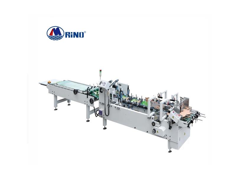 Automatic Paper folder gluer machine