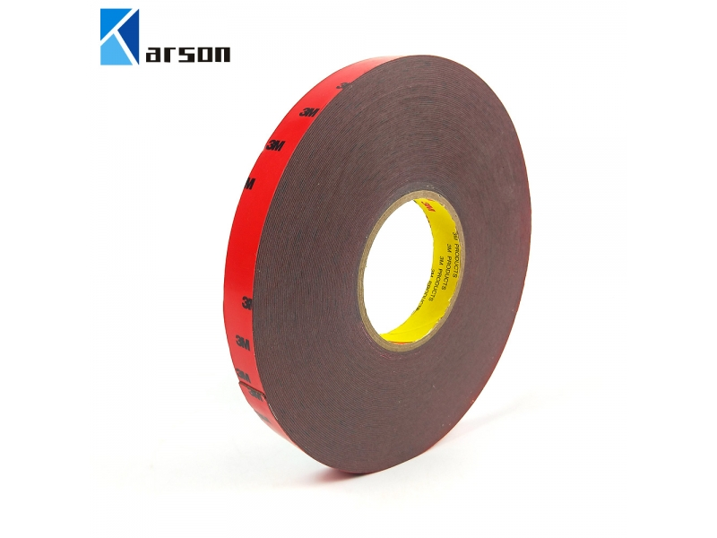 Thickness 0.8mm 3M CP5108 acrylic foam tape for professional market application