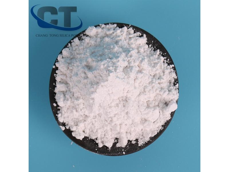 Superfine silica powder for sealant