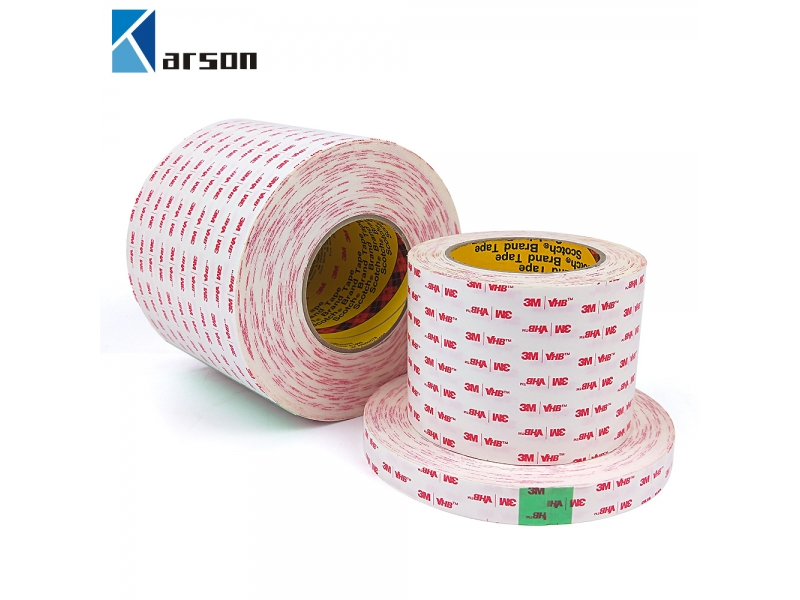 Original 3M VHB 4920 White Double Sided Acrylic Adhesive Foam Tape
