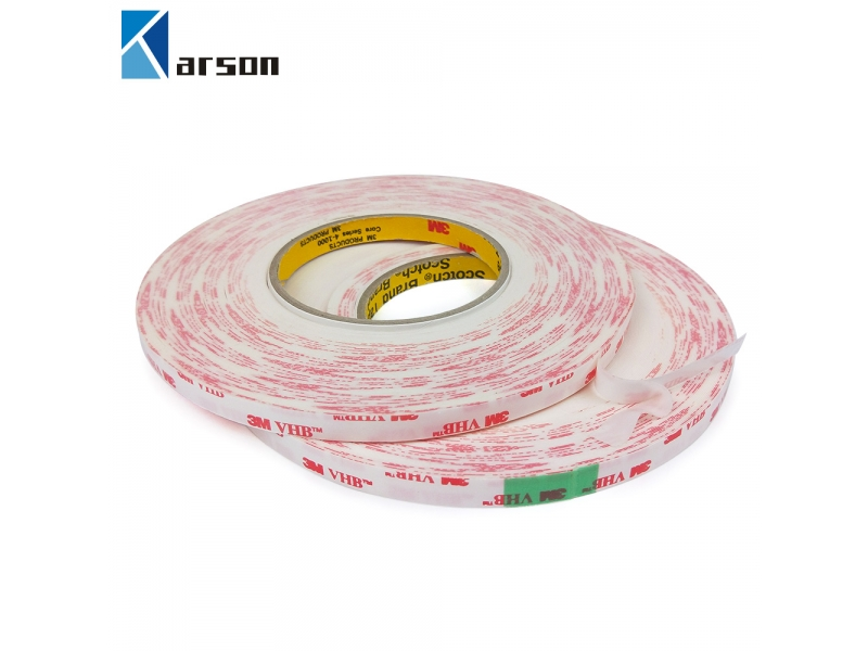 3M Vhb 4930 0.64Mm Thick White Acrylic Foam Tape Custom Sizes Available