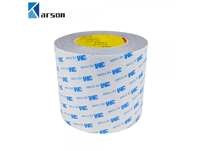 Cheap And Fine Gray 1600TG Double Side PE Foam Tape