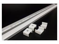 12V Hard Rigid Strip Bar Light With Aluminium Alloy Shell