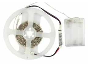 led strip light with battery powered RGB SMD5050