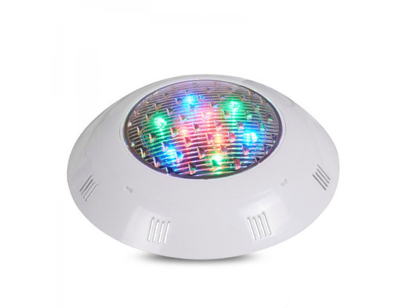 Wall  mounted RGB led underwater light for swimming pool light