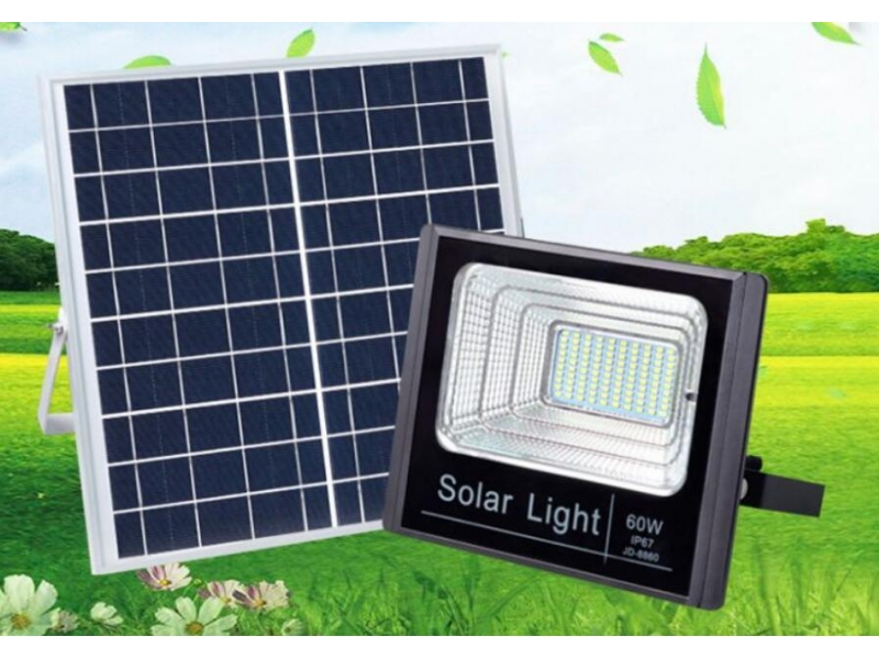 Hight Quality Solar led floodlight waterproof auto controoler