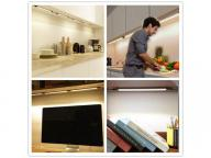 kitchen cabinet led light ,under cabinet light 300/500/1000mm linkable