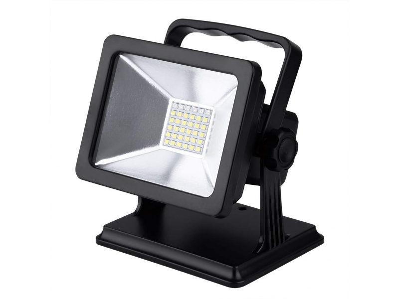 Rechargeable LED Work Light with Battery Powered Waterproof Outdoor Camping Emergency