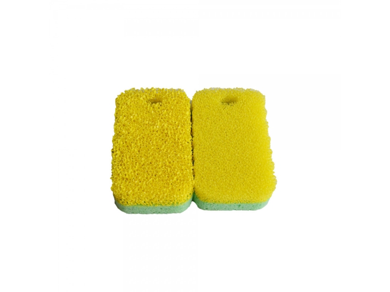 Silicone Coated Reticulated&Hryophilic Sponge Multi Cleaning Sponge