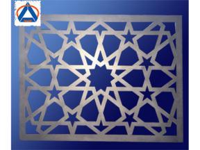 Aluminium Mashrabiya Panels