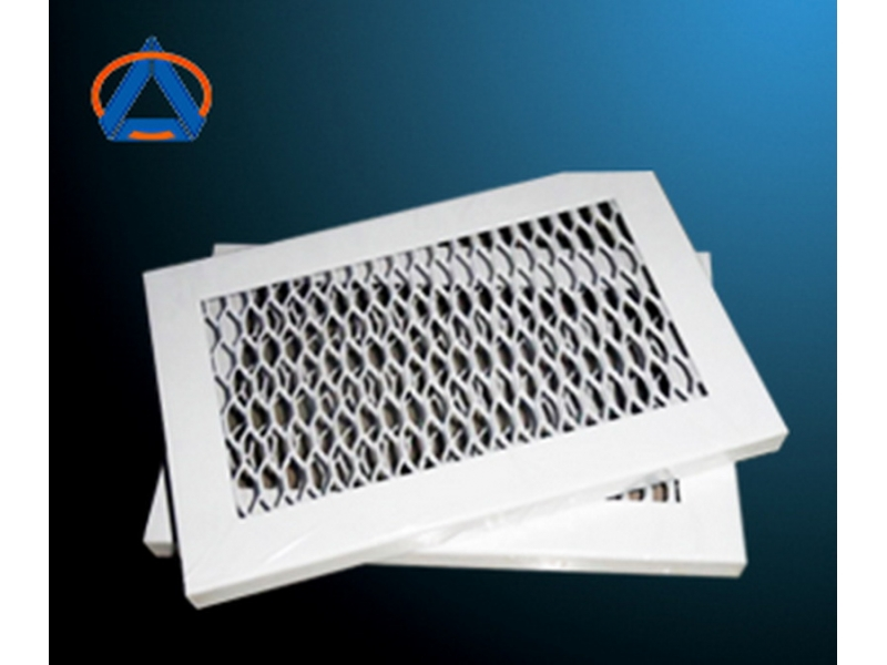Aluminum Expanded Metal Mesh Panels
