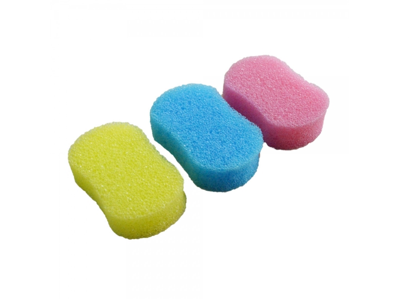 Temperature Scratches Free Sponge Cleaning Scrub Master 4pack