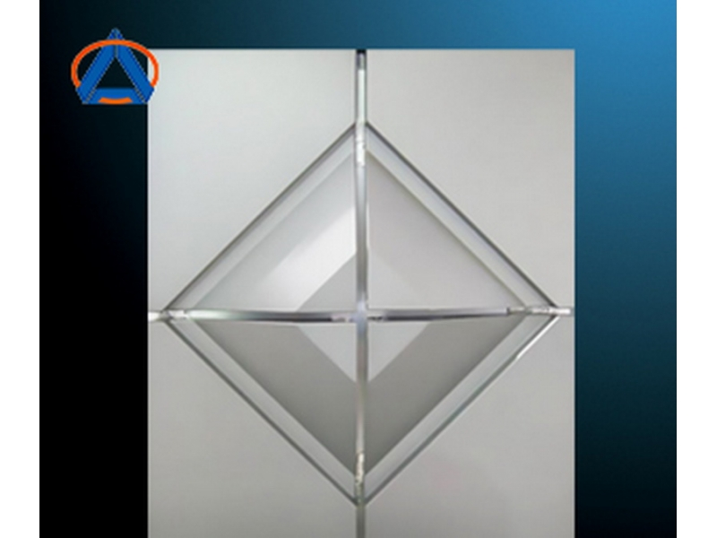 Aluminum special shape panel