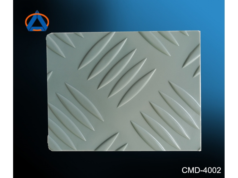 PVC RUBBER FLOOR-STEEL PLATE GRAIN SERIES