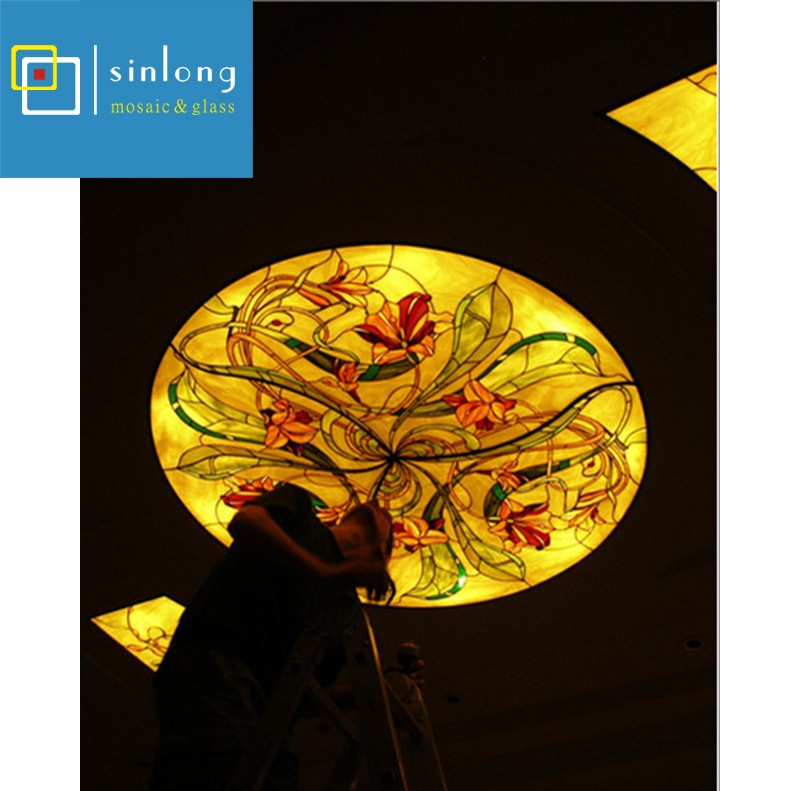SL12-X935 laminated glass curved stained glass curtain wall skylight.jpg