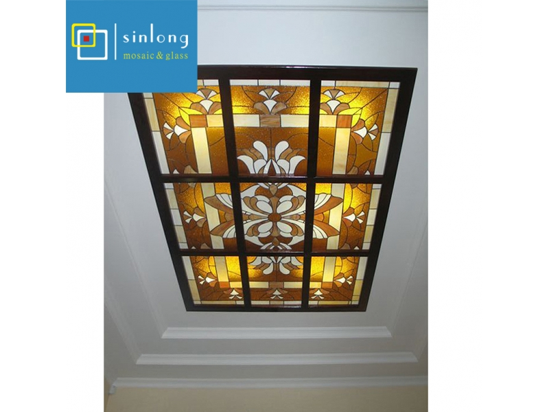 aluminium frame building glass dome skylight
