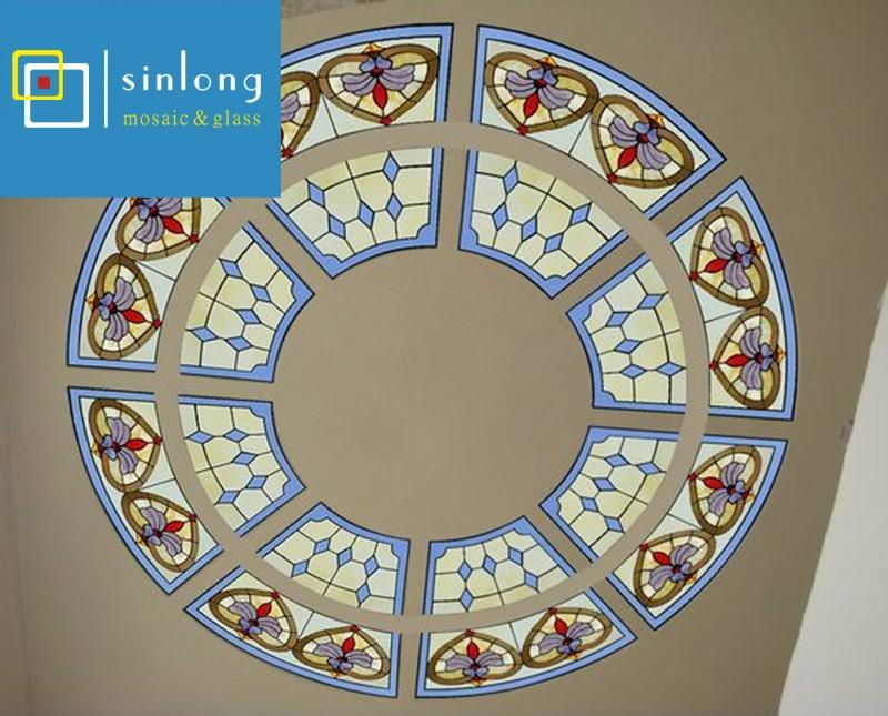 SL12-X945 China mannufacturer glass roof skylight with aluminium frame.jpg