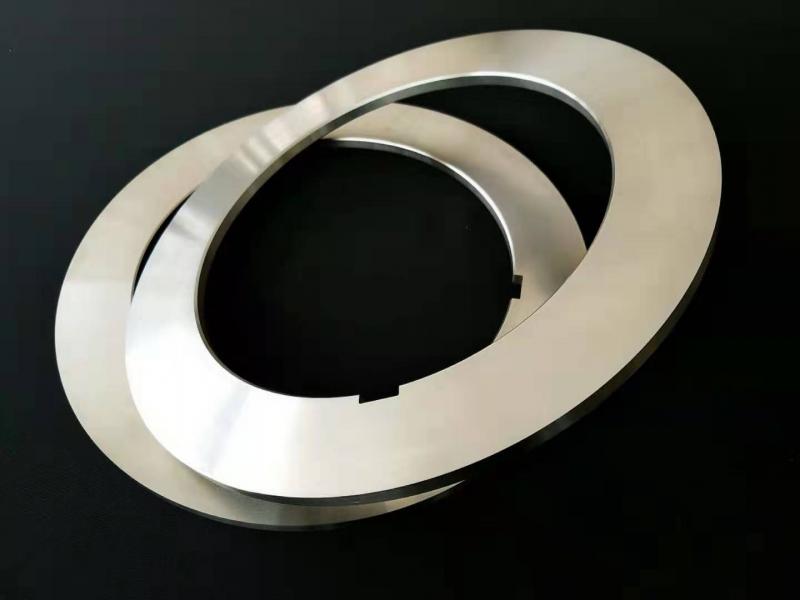 slitting circle blade