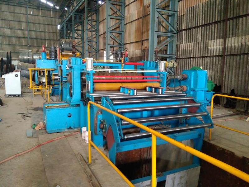 Galvanized Cold Rolling Steel Slitting Machine