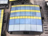 tiffany glass ceiling stained glass dome skylight for roof