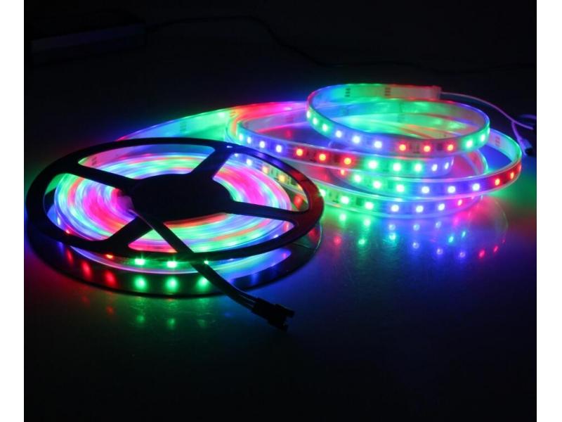 SMD5050 magic pixel digital  led strip light