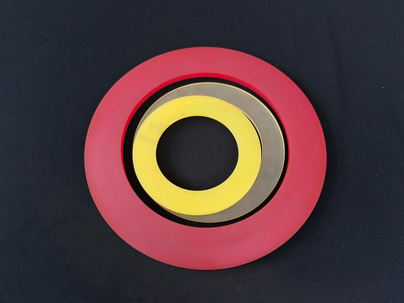 Rubber Metal Spacer Rings
