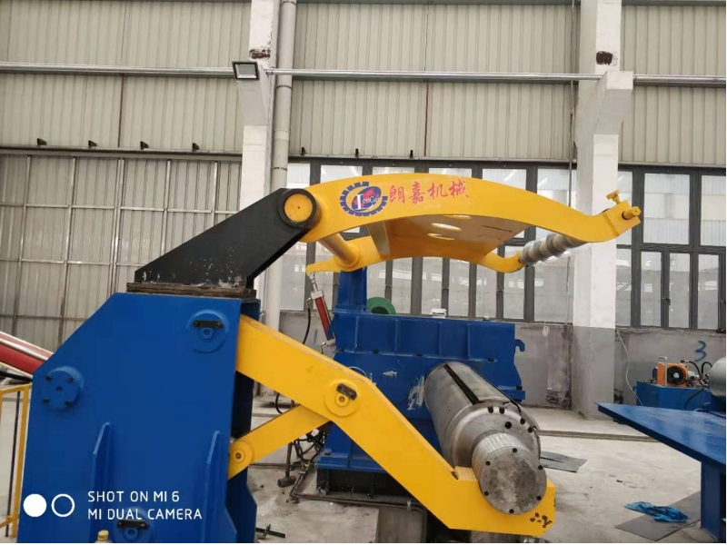 Automatic Steel Rolling Coil Slitting Line