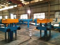 Cut To Length Line For Hot Rolled Steel